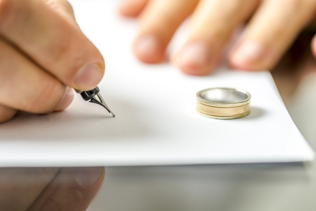 legal separation attorney
